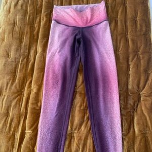 Niyama Sol yoga leggings, size XS